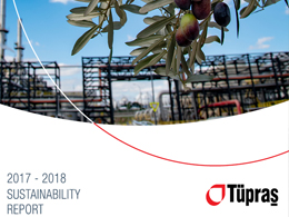 Tüpraş Released its Sustainability Report